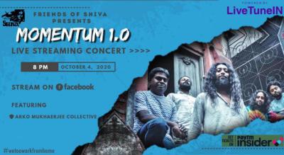 Momentum 1.0 featuring Arko Mukhaerjee Collective