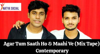 Natya Social - Tum Saath Ho + Maahi Ve Workshop