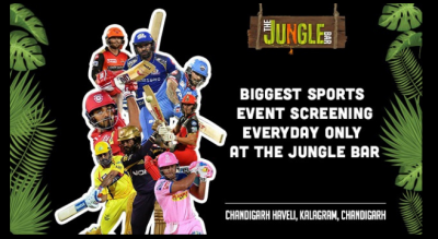 Live Screening Of IPL Matches