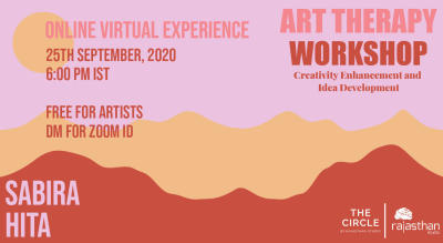 Art Therapy Workshop by Rajasthan Studio