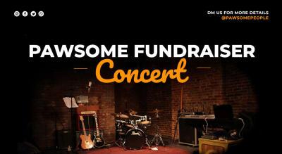 The Pawsome Concert