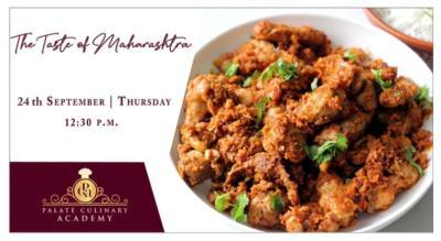 The Taste of Maharashtra with Rakhee Vaswani