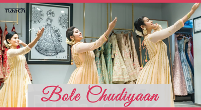 Team Naach : Bole Chudiyaan (Weekday Batch)