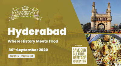 Hyderabad: Where History Meets Food