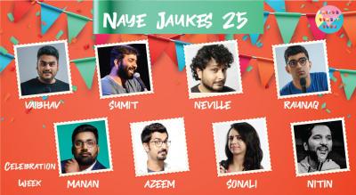 Naye Jaukes Celebration Week