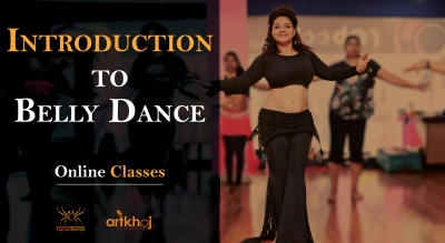 Online Belly Dance Classes (Weekend & Weekdays batches)