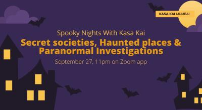Spooky Nights With Kasa Kai