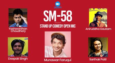 SM 58 Featuring Munawar Faruqui