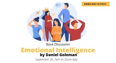 Book Discussion on Emotional Intelligence