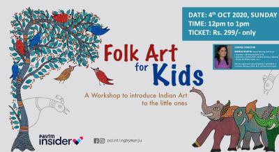 Folk Art Workshop for Kids