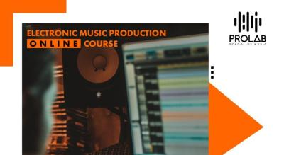 ONLINE MUSIC PRODUCTION COURSE (ABLETON / FL STUDIO)