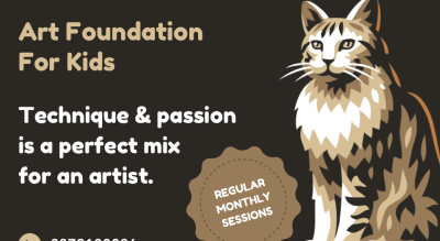 Art Foundation for Kids with BAFA