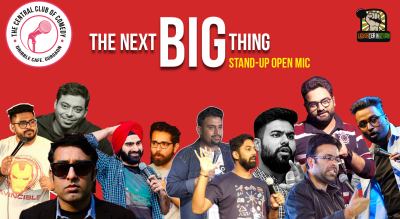 The Next Big Thng - Live Standup comedy open mic
