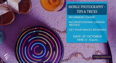 Mobile Photography – Tips & Tricks