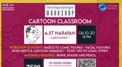 CARTOON CLASSROOM: START DRAWING CARTOONS NOW!