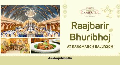 Raajbarir Bhuribhoj at Rangmanch, Raajkutir