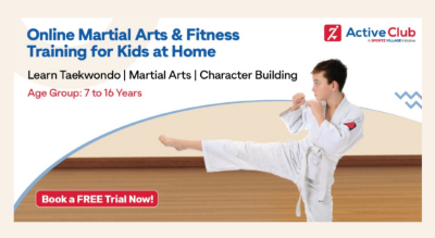 Online Martial Arts Coaching for Kids at Home - Active Club Sport
