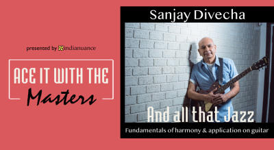 Ace it with the Masters, Sanjay Divecha