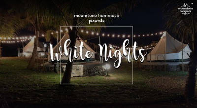 Moonstone Hammock | White Nights Weekday & Weekend Camping