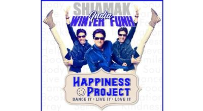 SHIAMAK Winter Funk | Bollywood Batch (Sat & Sun)