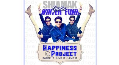 SHIAMAK Winter Funk | Sass Batch (Tue & Thu)