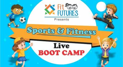 Sports & Fitness Boot Camp for Kids