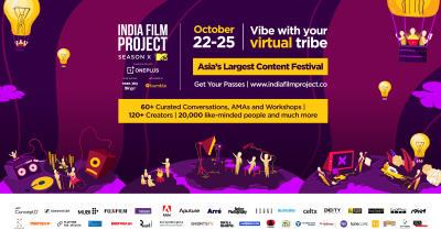 India Film Project Season X Virtual Festival