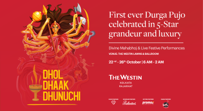 Durga Puja Celebration at The Westin