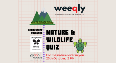 Weeqly- The Nature & Wildlife Quiz