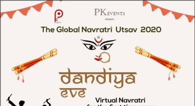 The Global Navratri Utsav 2020
