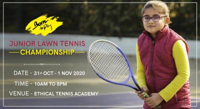 Born To Play Junior Lawn Tennis Championship