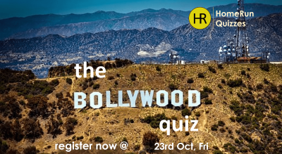 The Bollywood Quiz!