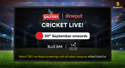 Kingfisher Cricket Live | Bangalore vs Kolkata  (Bangalore)