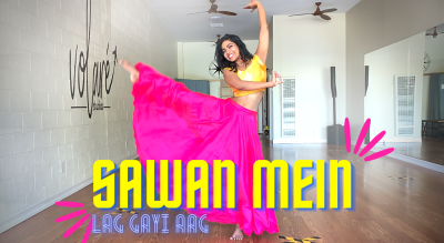 Sawan Main Lag Gayi Aag - FREE - Bollywood Workshop