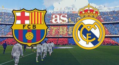 El Clásico Live Screening   Barcelona v Real Madrid