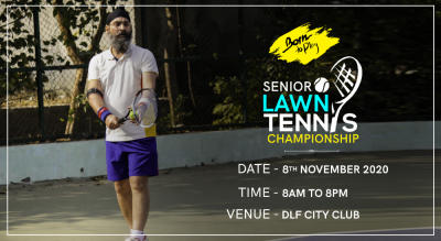 Born To Play Senior Lawn Tennis Championship