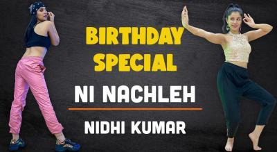Ni Nachleh Masterclass - Nidhi Kumar Intensive