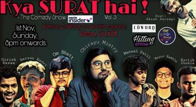 Kya Surat Hai!!!! : Standup Comedy Show