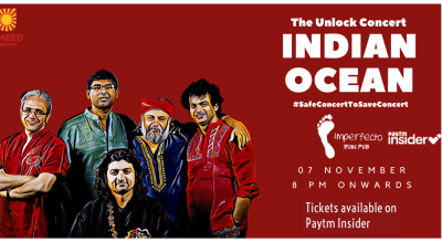 The Unlock Concert | Indian Ocean Performing Live