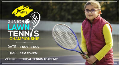 Born To Play Junior Lawn Tennis Championship