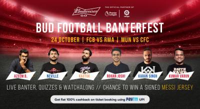 Budweiser FC Football Banterfest