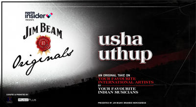 An Original take by Usha Uthup | Paytm Insider presents Jim Beam Originals