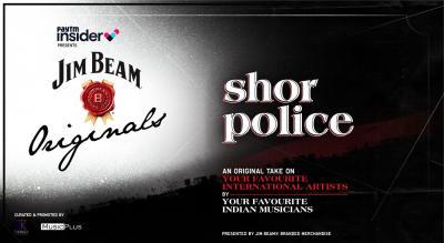 An Original take by Shor Police   Paytm Insider presents Jim Beam Originals