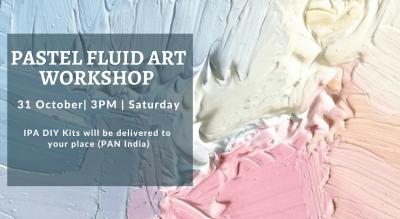 Pastel Fluid Art - IPA DIY Kit