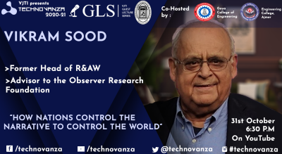 Technovanza GLS : Vikram Sood