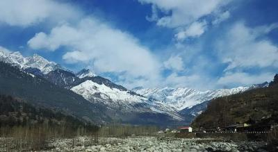 Let's travel again: Manali