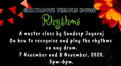 Rhythms by Sandeep Jayaraj