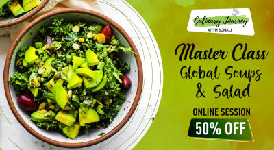 MASTER CLASS- Global Soups & Salads