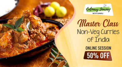 MASTER CLASS - Non Veg Curries of India