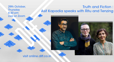 Truth and Fiction : A conversation with Asif Kapadia